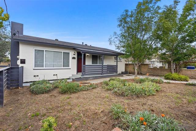 228 Lindell Ave, El Cajon, CA 92020 (#200024910) :: The Marelly Group | Compass