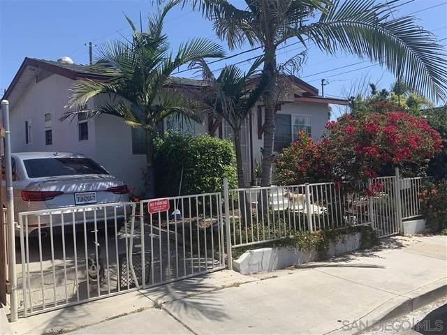 3622 Polk Ave, San Diego, CA 92104 (#200024980) :: Keller Williams - Triolo Realty Group