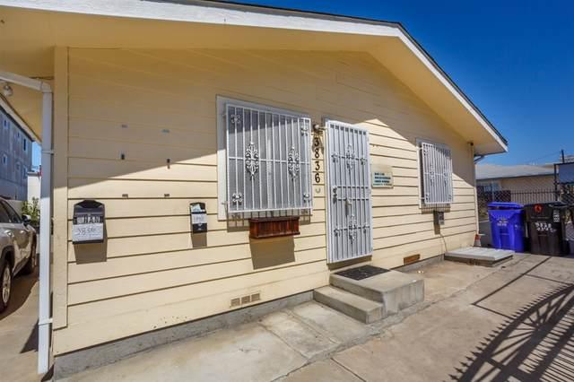3836-3840 43rd Street, San Diego, CA 92105 (#200024981) :: Farland Realty