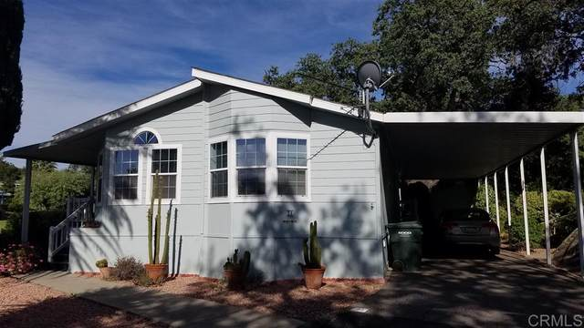 18218 Paradise Mountain Rd Space 23, Valley Center, CA 92082 (#200024983) :: Whissel Realty
