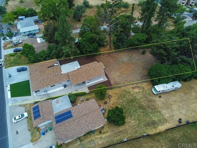 12020 Lemon Crest Dr, Lakeside, CA 92040 (#200025006) :: Farland Realty
