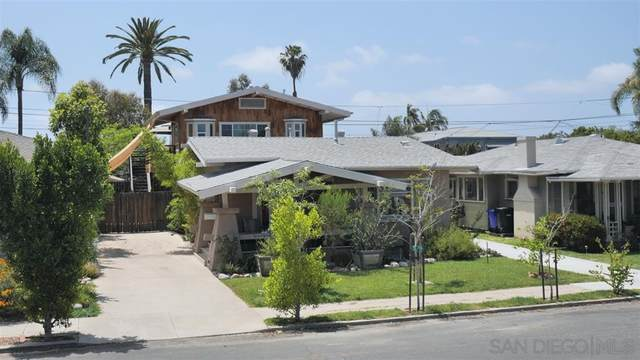 3530 31St St, San Diego, CA 92104 (#200025007) :: Keller Williams - Triolo Realty Group