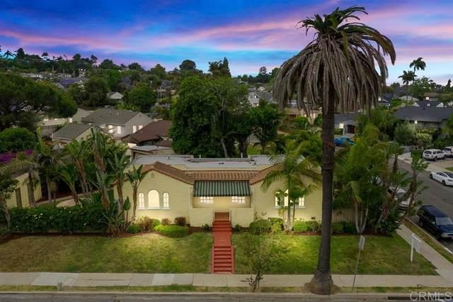 1980-82 Chatsworth Blvd, San Diego, CA 92107 (#200025014) :: Yarbrough Group