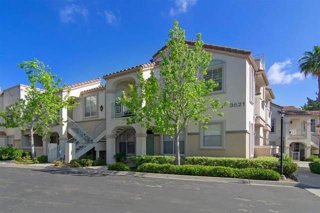 3621 Bernwood Pl #108, San Diego, CA 92130 (#200025047) :: Farland Realty