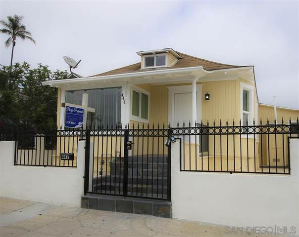 441 24Th St, San Diego, CA 92102 (#200025126) :: Whissel Realty