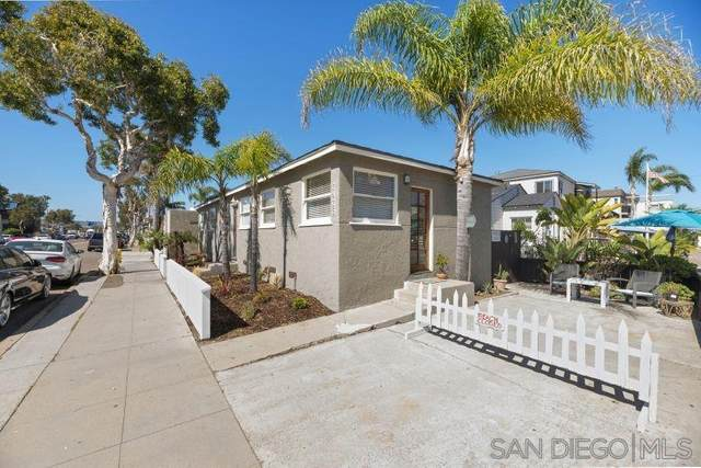 3625-33 Mission Blvd, San Diego, CA 92109 (#200025213) :: Keller Williams - Triolo Realty Group