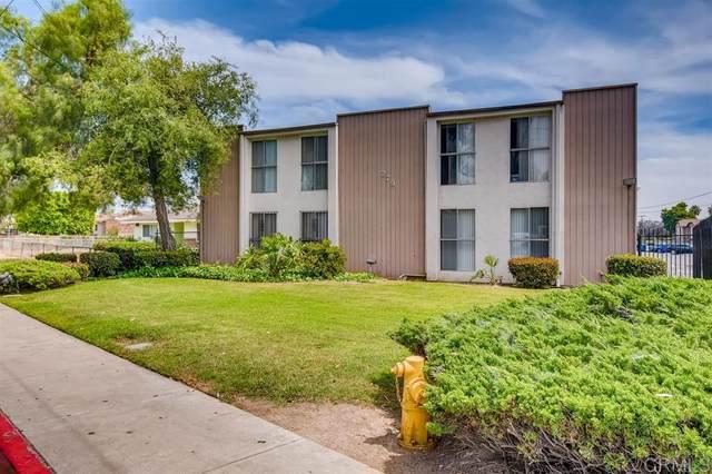 279 Moss St #305, Chula Vista, CA 91911 (#200025214) :: Keller Williams - Triolo Realty Group