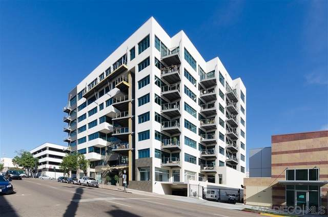 1551 4Th Ave #504, San Diego, CA 92101 (#200025282) :: Keller Williams - Triolo Realty Group