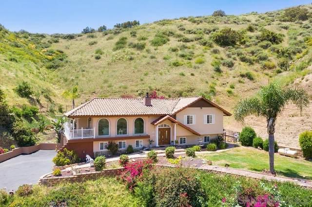1278 Harbison Canyon Road, El Cajon, CA 92019 (#200025323) :: Keller Williams - Triolo Realty Group