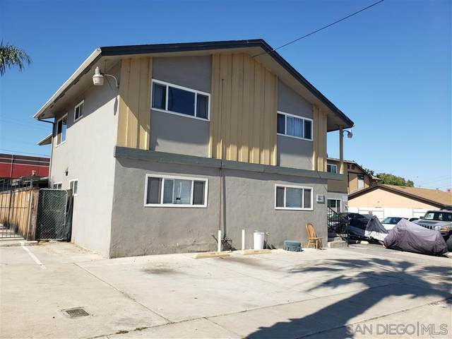 1180-1190 Trenton Ave., Chula Vista, CA 91911 (#200025360) :: Neuman & Neuman Real Estate Inc.