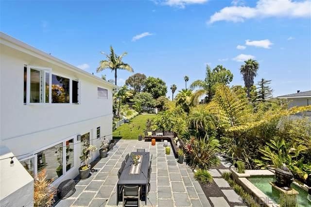 4172 Hill St, San Diego, CA 92107 (#200025379) :: Keller Williams - Triolo Realty Group