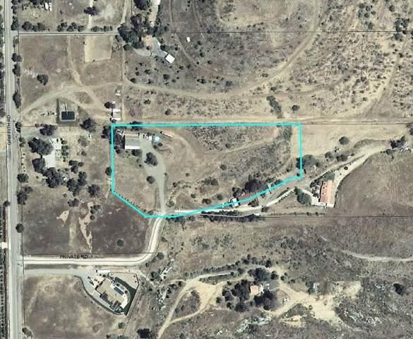 1604 Griffith Rd, Ramona, CA 92065 (#200025385) :: Keller Williams - Triolo Realty Group