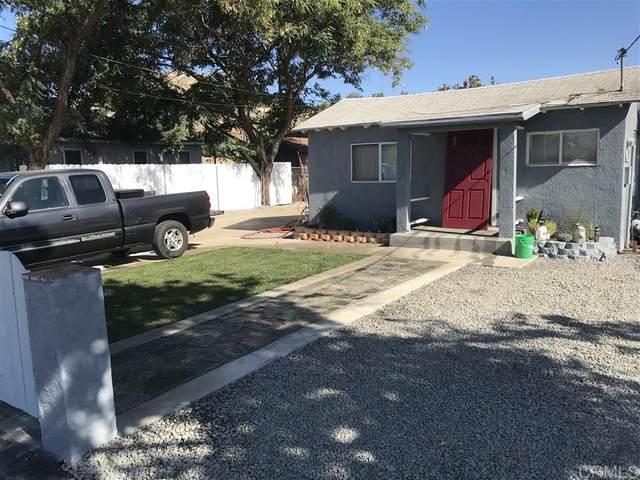 915 N Anza, El Cajon, CA 92021 (#200025531) :: Pugh-Thompson & Associates