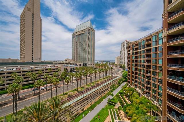 500 W Harbor Drive #920, San Diego, CA 92101 (#200025542) :: Neuman & Neuman Real Estate Inc.