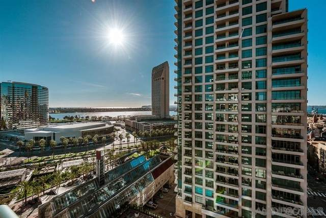 555 Front St #1605, San Diego, CA 92101 (#200025553) :: Compass