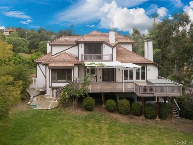 3657 La Canada Rd, Fallbrook, CA 92028 (#200025585) :: Solis Team Real Estate