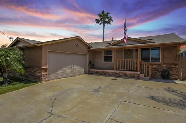 611 Wichita Ave, El Cajon, CA 92019 (#200025593) :: Neuman & Neuman Real Estate Inc.