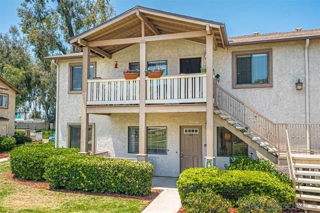 1423 Graves Ave #109, El Cajon, CA 92021 (#200025616) :: Pugh-Thompson & Associates