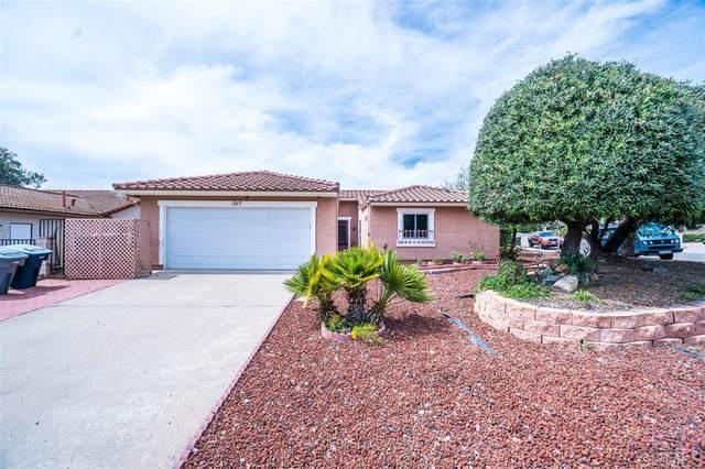 1917 Cortez Ave., Escondido, CA 92026 (#200025624) :: Neuman & Neuman Real Estate Inc.
