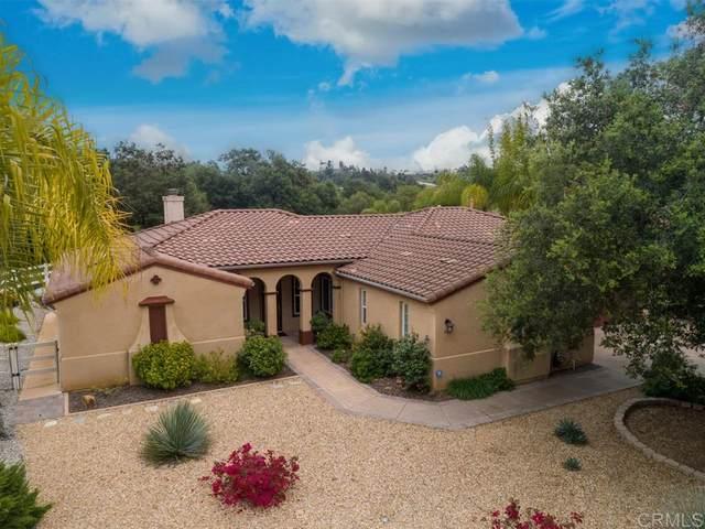 422 Crestcourt Ln, Fallbrook, CA 92028 (#200025642) :: Solis Team Real Estate
