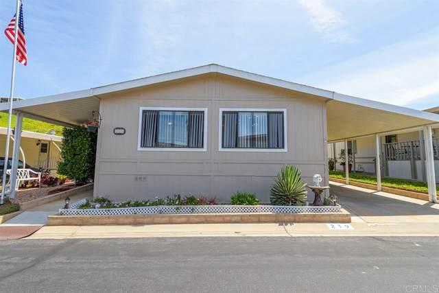 1930 W San Marcos Blvd #219, San Marcos, CA 92078 (#200025669) :: Solis Team Real Estate