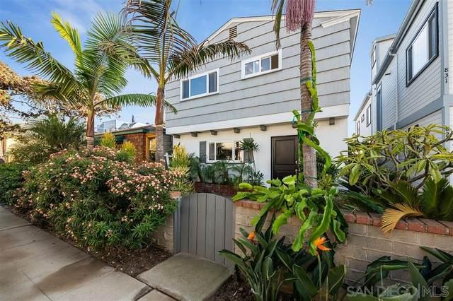833 Brighton Ct, San Diego, CA 92109 (#200025673) :: Neuman & Neuman Real Estate Inc.