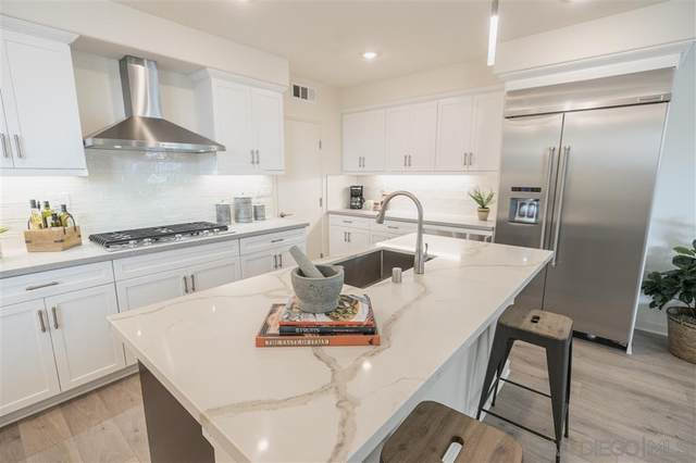 3128 Canon St C, San Diego, CA 92106 (#200025731) :: Whissel Realty