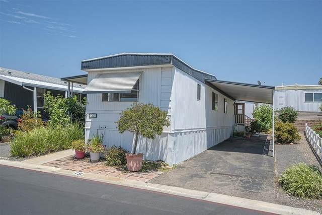 1600 E Vista Way #19, Vista, CA 92084 (#200025752) :: Solis Team Real Estate
