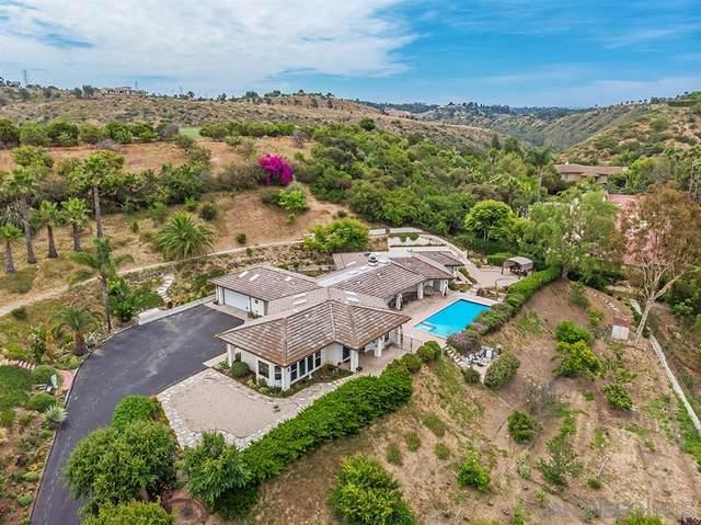 7301 Noche Tapatia, Rancho Santa Fe, CA 92067 (#200025760) :: Keller Williams - Triolo Realty Group