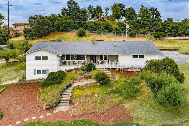 522 Del Valle Dr, Fallbrook, CA 92028 (#200025797) :: Solis Team Real Estate