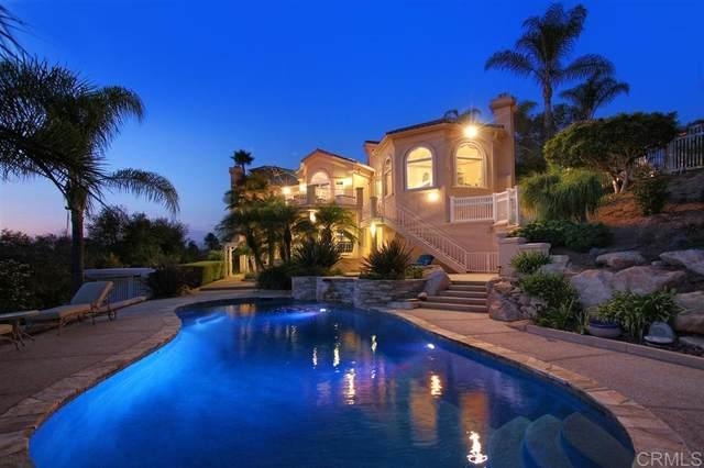 2411 Oak Canyon Place, Escondido, CA 92025 (#200025961) :: Farland Realty