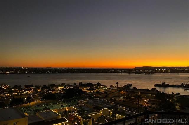 700 W Harbor Dr #1603, San Diego, CA 92101 (#200026034) :: SunLux Real Estate