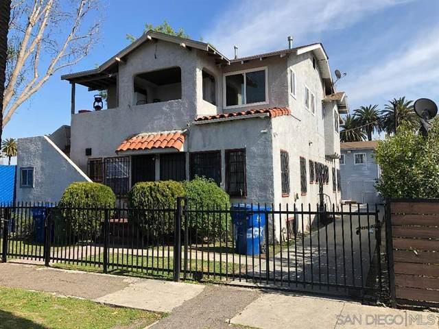 2720 S Sycamore, Los Angeles, CA 90016 (#200026077) :: Neuman & Neuman Real Estate Inc.