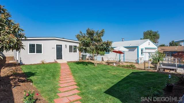 2309-2313 E 18Th St, National City, CA 91950 (#200026569) :: Whissel Realty