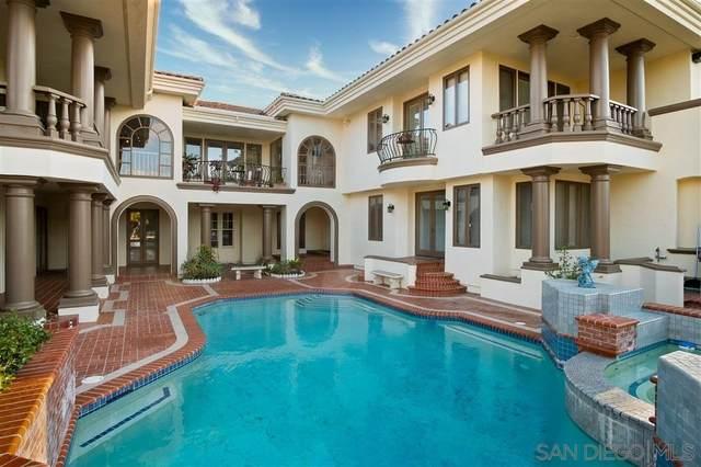6833 Via Cuesta Mansa Street, Rancho Santa Fe, CA 92067 (#200026702) :: Neuman & Neuman Real Estate Inc.