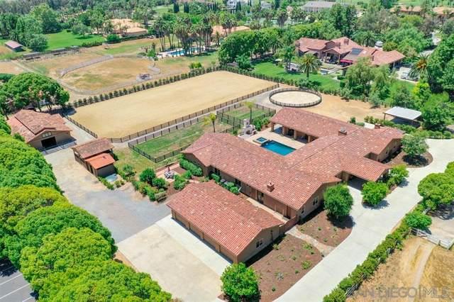 15731 Via De Santa Fe, Rancho Santa Fe, CA 92067 (#200026890) :: Cay, Carly & Patrick | Keller Williams