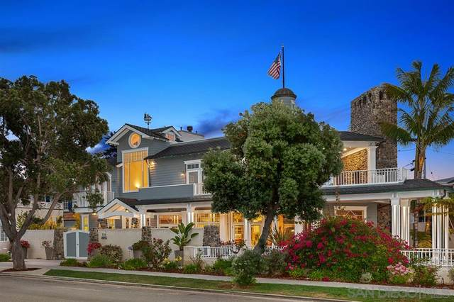 520 Marina Ave., Coronado, CA 92118 (#200027167) :: Neuman & Neuman Real Estate Inc.