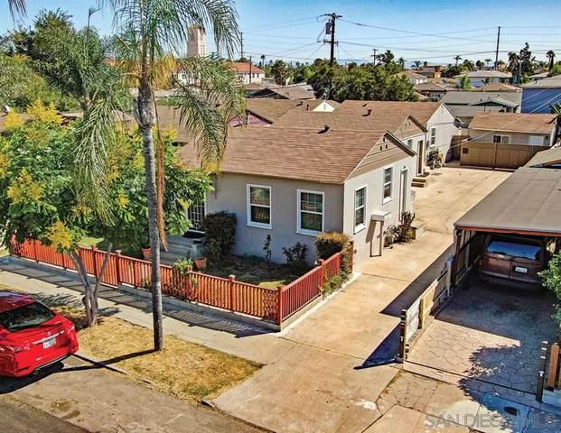 4325 Bancroft Street, San Diego, CA 92104 (#200027196) :: Yarbrough Group