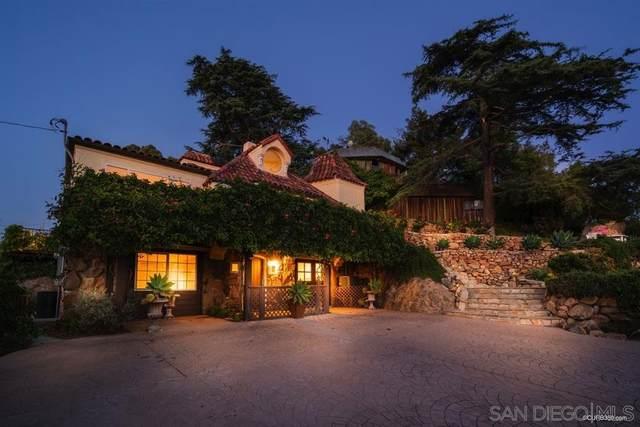 4890 Mount Helix Dr., La Mesa, CA 91941 (#200027458) :: Neuman & Neuman Real Estate Inc.