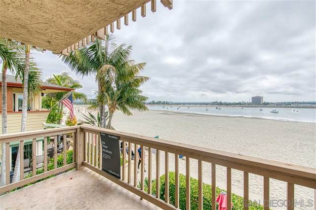 2868 Bayside Walk #5, San Diego, CA 92109 (#200027459) :: Yarbrough Group