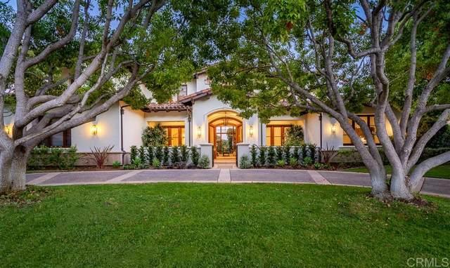 18451 Calle La Serra, Rancho Santa Fe, CA 92091 (#200027920) :: Keller Williams - Triolo Realty Group