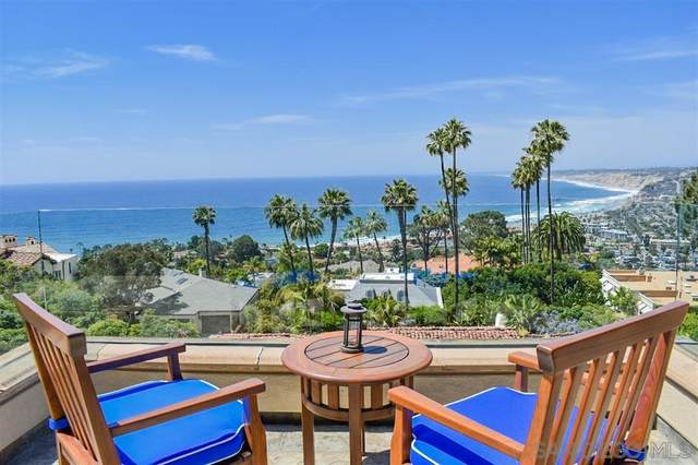 7505 Hillside Dr, La Jolla, CA 92037 (#200027962) :: Tony J. Molina Real Estate