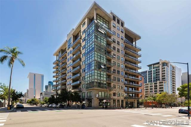 1494 Union St. #502, San Diego, CA 92101 (#200028028) :: Yarbrough Group