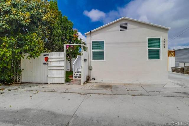 4064 Laverne Pl, San Diego, CA 92104 (#200028071) :: Whissel Realty