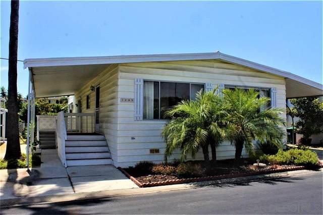 7209 San Luis #169, Carlsbad, CA 92011 (#200028151) :: Tony J. Molina Real Estate