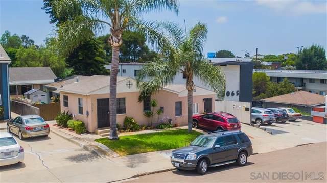 3071-73 Hawthorn St, San Diego, CA 92102 (#200028205) :: SunLux Real Estate