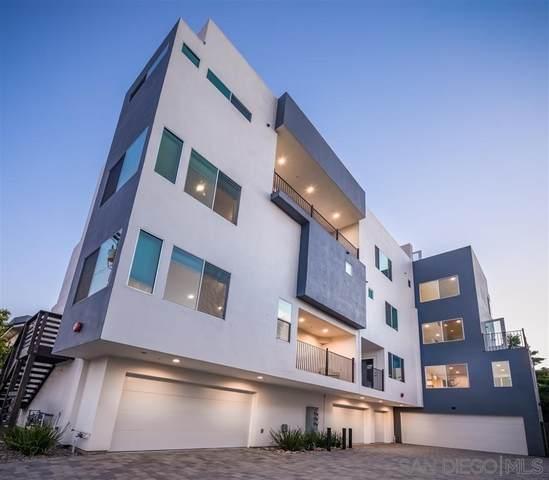 4236 4TH AVE, San Diego, CA 92103 (#200028237) :: Dannecker & Associates
