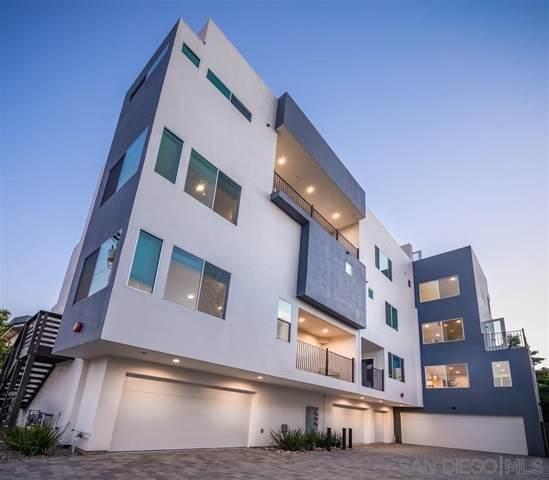 4238 4TH AVE, San Diego, CA 92103 (#200028241) :: Dannecker & Associates
