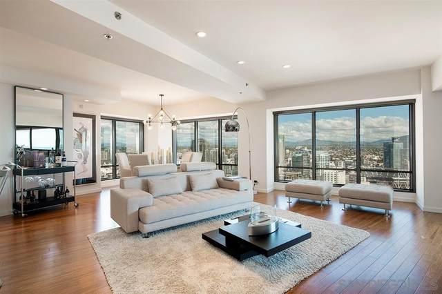 100 Harbor Drive #3206, San Diego, CA 92101 (#200028298) :: Neuman & Neuman Real Estate Inc.