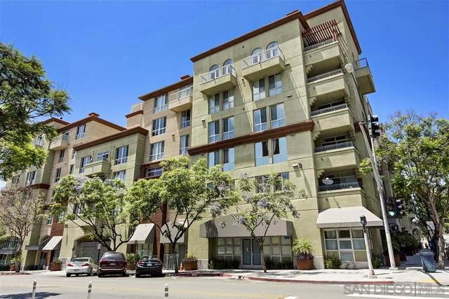 1501 Front Street #235, San Diego, CA 92101 (#200028300) :: Yarbrough Group